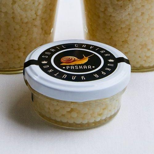 Snail caviar 50 grams